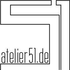 Atelier51 Bocholt Logo