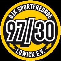 DJK Sportfreunde 97/30 Lowick e.V Logo
