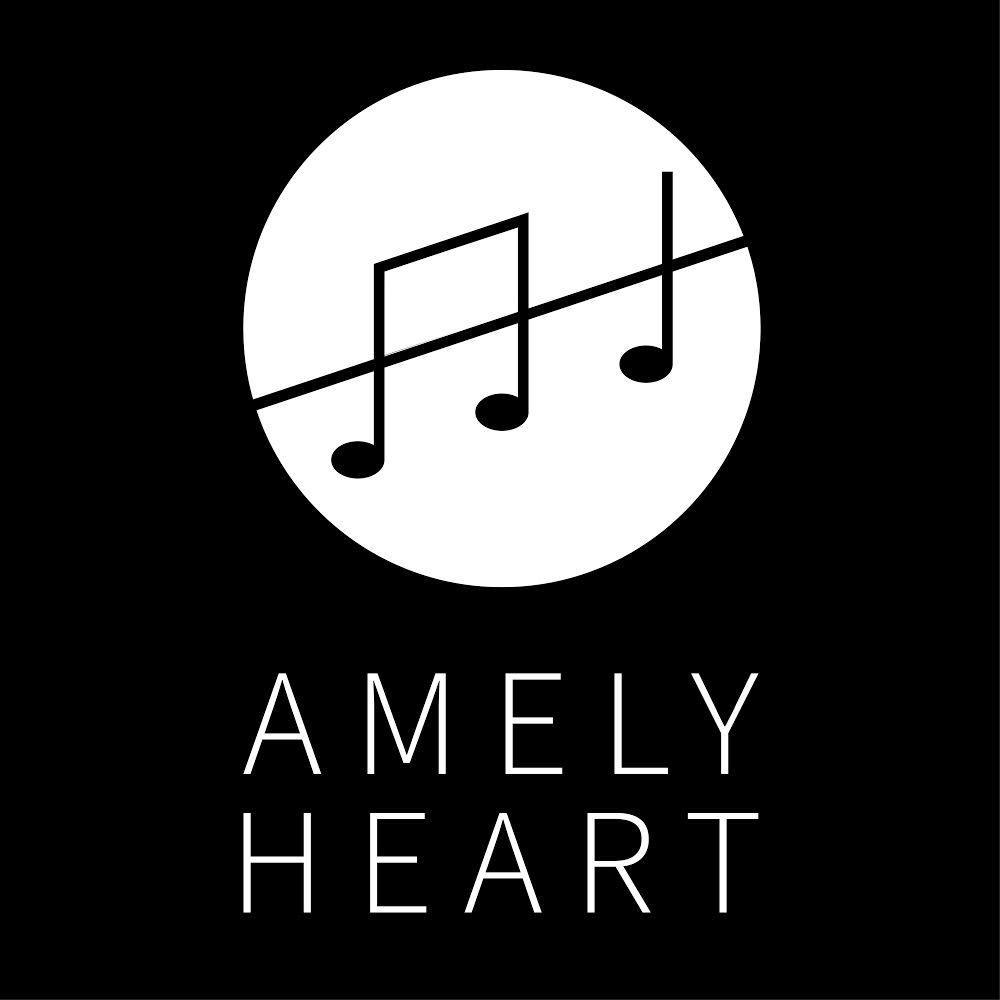 Amely Heart Logo